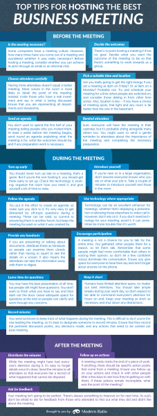 Top Tips for Hosting the Best Business Meeting preview