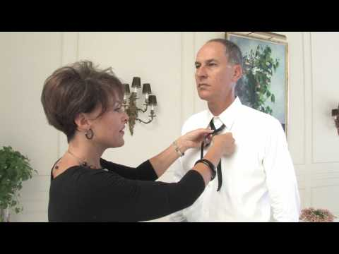 Men's Fashion Tips : How to Tie Western Bow Ties