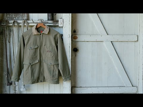 Patagonia Men's Iron Forge Hemp™ Canvas Barn Coat